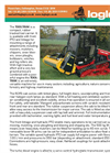 Loglogic - Model Tooltrak - Compact Crawler Tractor & Tool Carrier - Brochure