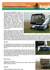 Loglogic - Reed Harvesting Cutter/Binder System - Brochure