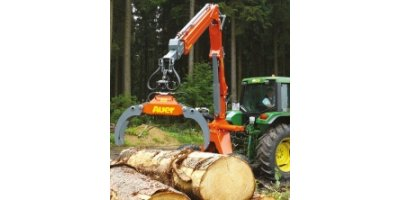 Auer - Model TML 555 / TML 570 - Timberlift for Skidding and Loading Cranes