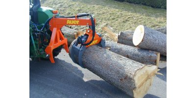 Auer - Model HRZ 1300 - Log Skidding Grapple