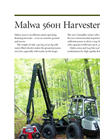Malwa - Model 560 H - Harvester Brochure