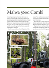 Model 560C - Flexibfa Combi Forest Machine Brochure