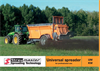 Model UW - Universal Spreader Brochure
