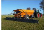 Model LW - Large Area Precision Spreader