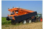 Model PW  - Large Area Precision Spreader