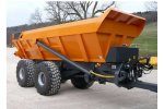 Model DP  - Heavy-Material Tipper
