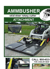 Ammbusher - Brushcutter Brochure