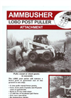 Ammbusher - Lobo Post Puller Brochure