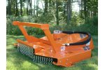 Model DL-66 - Heavy-Duty Land Clearing Brush Cutter