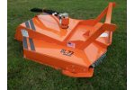 Model DL-72 - Heavy-Duty Land Clearing Brush Cutter