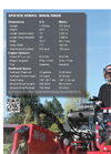 Barreto - Model 30SGB, 30SGK - Stump Grinder - Brochure