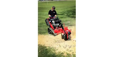 Barreto - Model 30SGB, 30SGK - Stump Grinder