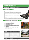 VortexMax - Brushcutter for Hydraulic Excavators Brochure