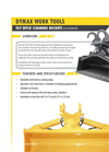 Dymax - Ditch Cleaning Buckets for Hydraulic Excavators Brochure