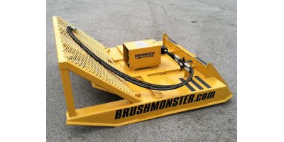 Brushmonster - Model 500 - Skid Steer Rotary Cutters