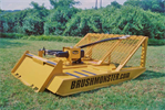 Brushmonster - Model 600 - Skid Steer Rotary Cutters