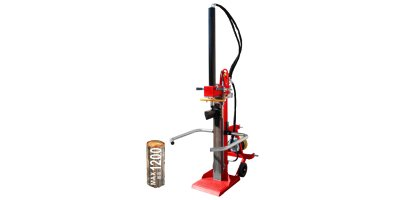Woodline PROFILINE - Model WL13 WOODMAN - Domestic and Semi-Professional Log Splitter for Upper Use