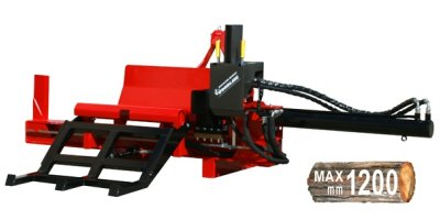 Woodline HorizontalLine - Model WL 20 - Floor Mounted PTO Professional Log Splitter