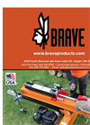 Log Splitter Products Brochure