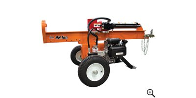 Model VH1322  - 22 Ton Vertical/Horizontal Log Splitter
