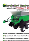 MultiSpread 320 Vineyard Special Brochure