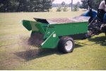 MultiSpread - Model 320 - Ground Drive Topdresser