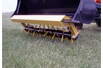 TURFSAW - Rolling Aerator