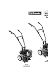 Earthquake - Model MC43 - Cultivator Brochure