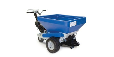 ECO - Model 150 - Self-Propelled Compost Spreader