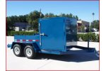 Edgemaster - Custom Curbing Equipment Trailer