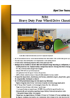 MB1 Heavy Duty Four Wheel Drive Chassis Brochure