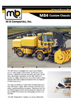 MB4 Front Mount Snow Blower Brochure