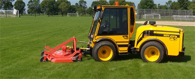 BEFCO - Model C70 - Cyclone Finishing Mower