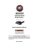 Spartan - Industrial Series  Brush Cutters - Brochure