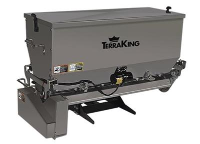 TerraKing - Model 5 CU FT - Drop Spreader