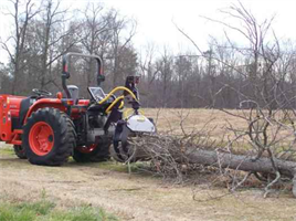 3-Point Tractor Grapple