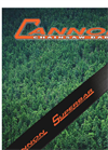 Cannon SuperBar - Chainsaw Bars - Brochure