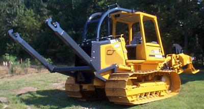 Model DT-175C - High-Performance Track-Mounted Cable Plow