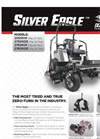 Silver Eagle - Commercial Zero Turn Mowers Brochure