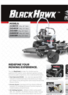 BlackHawk - Light Commercial Mowers Brochure