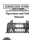 66″ Root Grapple without Guard Brochure