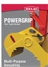 PowerGrip - Construction Attachment - Brochure