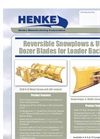 Helper - Model Jr - Dozer Blades for Graders and Loaders Brochure