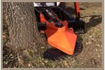 MTS - Model 1200 & 1600 - Liffing and Pushing Equipment of Cut Trees