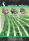 Agricola - Model AI-640 SN - Modulate Sowing Units - Datasheet