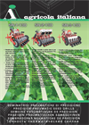 Agricola - Model SN-1-130 - Simple, Compact Sowing Row Machine - Datasheet