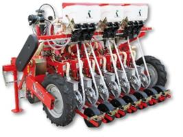 Agricola - Model SN-1-130 - Simple, Compact Sowing Row Machine