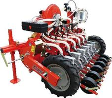 Agricola - Model SN-2-130 - Two Fixed Sowing Rows Machine