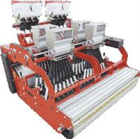 Agricola - Model AI-620 - Simple, Linear, Mechanical Sowing Machine