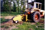 Model Pro 150 - Tractor Mounted Stump Grinders